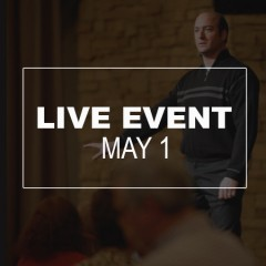 LIVE EVENT MAY 1 Chris LoCurto